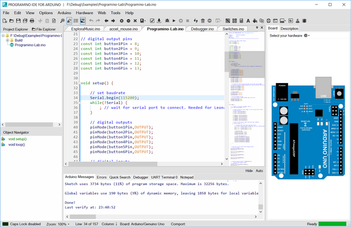 Arduino Playground - DevelopmentTools